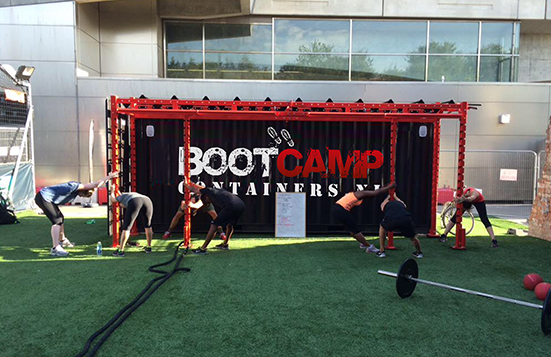 Bootcampcontainer